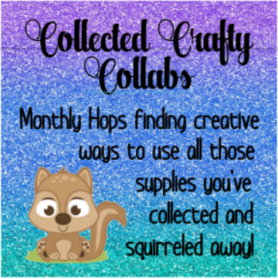 Collected Crafty Collabs graphic