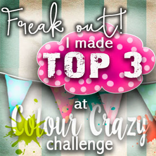 Colour Crazy Top 3